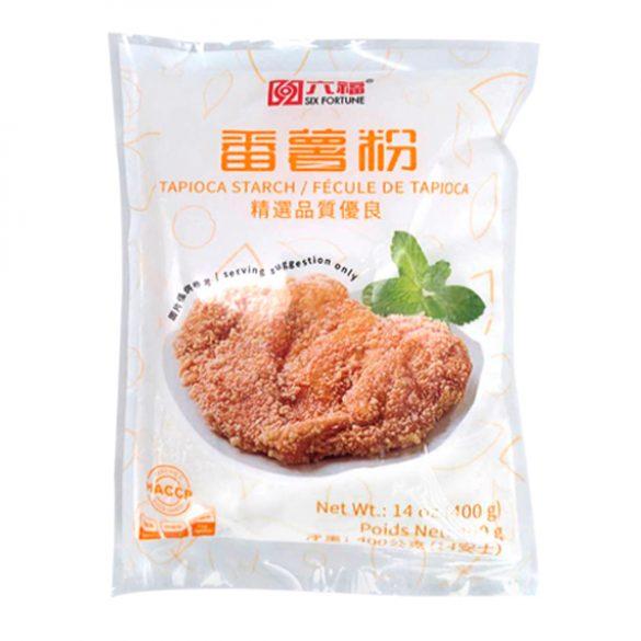 六福番薯粉400g - 新版