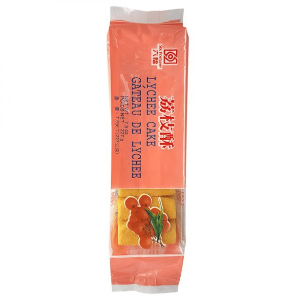 點心-六福水果酥-荔枝