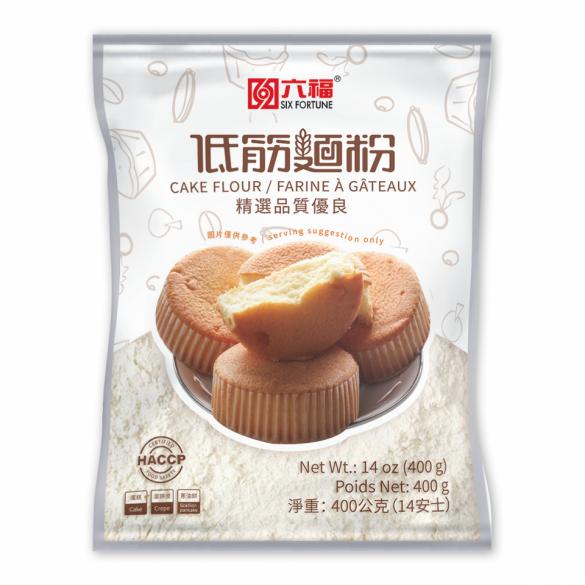 六福低筋麵粉(白)