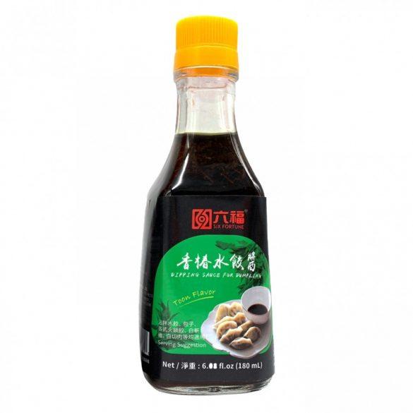 六福水餃醬汁-香椿