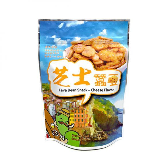 六福芝士蠶豆