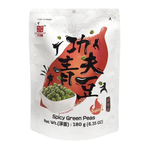 六福功夫青豆-麻辣