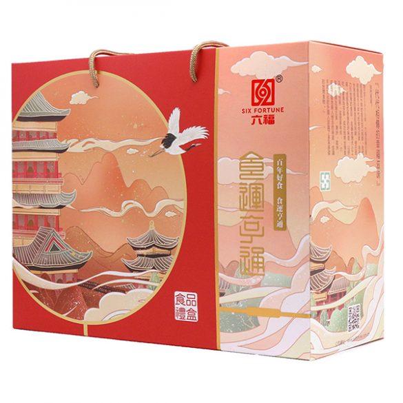 六福零食禮盒